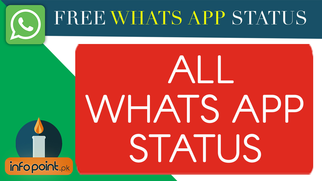 ALL WHATS APP STATUS AND GRAPHICS